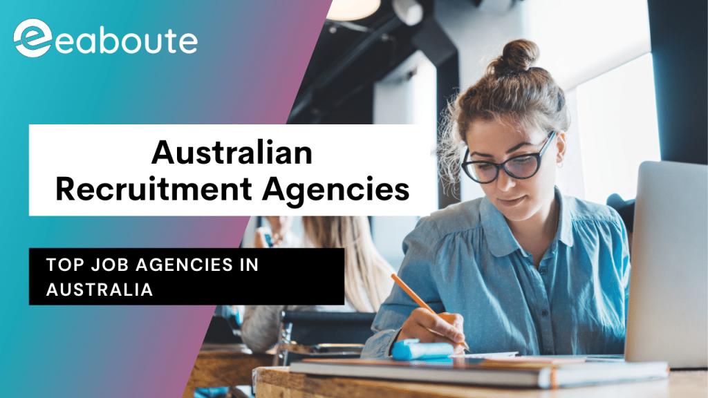 Best 30 Australian Recruitment Agencies