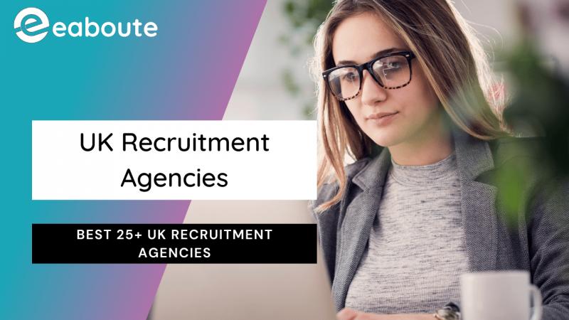 Best 25+ UK Recruitment Agencies