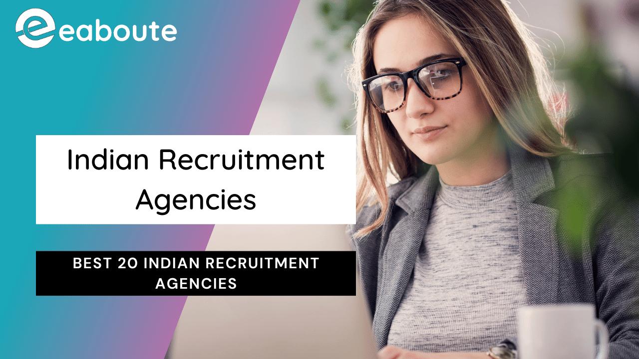 Best 20 Indian Recruitment Agencies