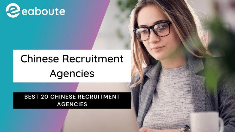 chinese recruitment agencies