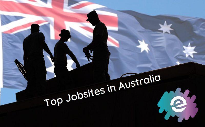 jobsites in australia