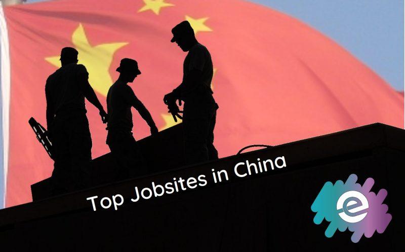 jobsites in china