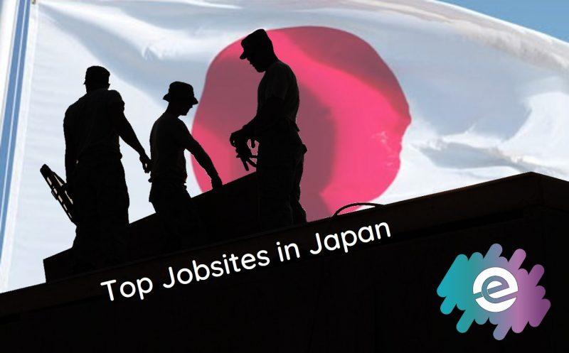 jobsites in japan