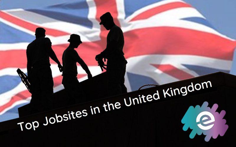 jobsites in the united kingdom