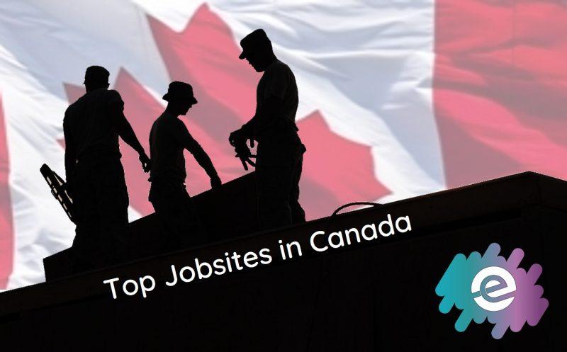 jobsites in canada