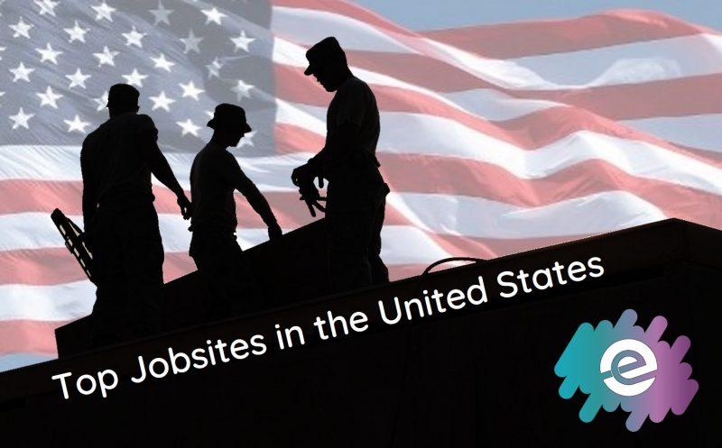 jobsites in the united states